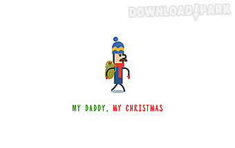 My daddy, my christmas