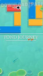 pond journey: unblock me