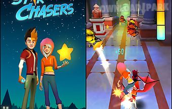 Star chasers: rooftop runners
