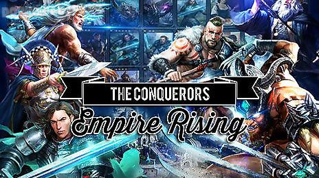 the conquerors: empire rising