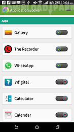 app photo video gallery lock