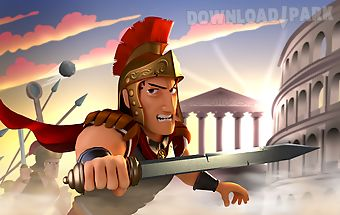 Battle empire: rome war game
