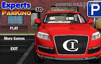 Car parking experts 3d