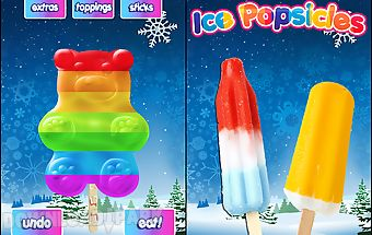 Kids ice popsicles free
