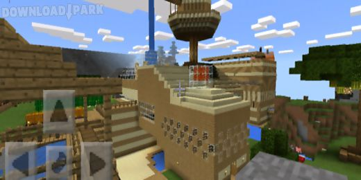 map world for minecraft