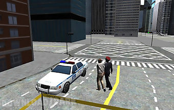 Police parking 3d extended