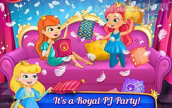 Princess pj party