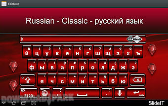 Slideit russian classic pack