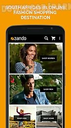 zando fashion online shopping