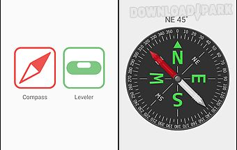 Compass & level