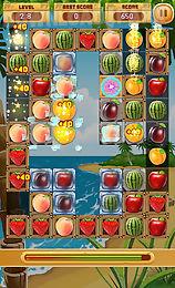 fruit crush - match 3 games