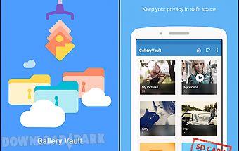 Gallery vault - hide pictures