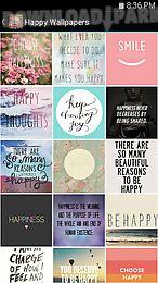 happy wallpapers