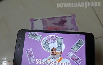 Modi keynote prank