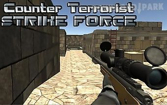 Counter terrorist strike force