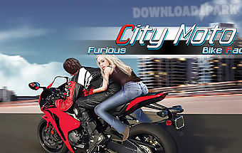 Furious city мoto bike racer