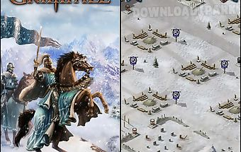 Grimfall: strategy game