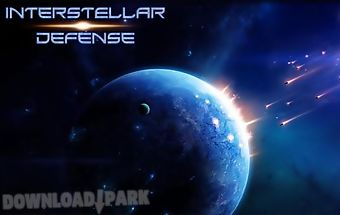 Interstellar defense