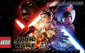 Lego star wars: the force awaken..