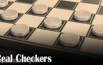 Real checkers