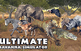 Ultimate savanna simulator
