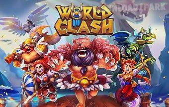 World clash: hero clan battle
