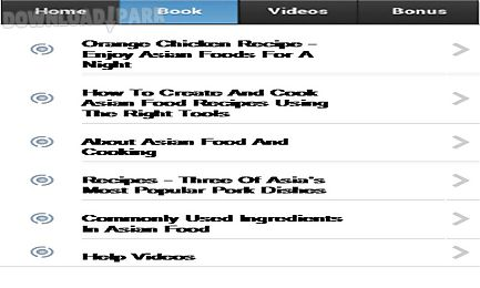 Asian food recipes app android app free download in apk asian food recipes app asian food recipes app forumfinder Images