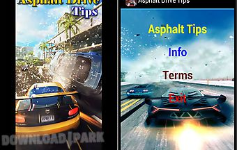 Asphalt drive tips