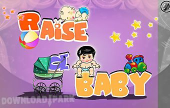 Baby care : babysitter game