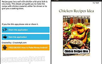 Chicken recipes idea