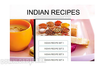 Indian recipes food