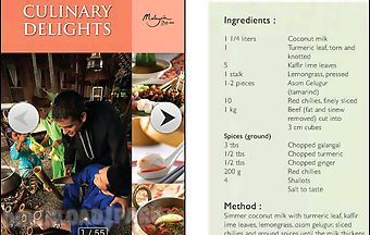 Malaysia culinary and delights