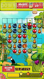 match-3: mr. fruit