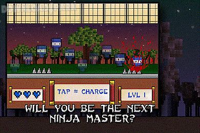 ninz - tiny ninja kill hardest survival game ever