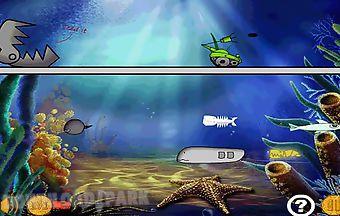 Robot fishing games