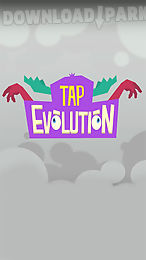 tap evolution: game clicker