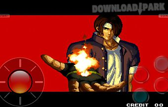 The king of fighters 97 kof