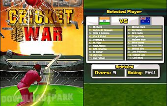 World cricket war free