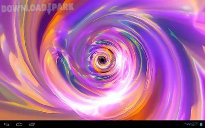 alien plasma tunnels 3d