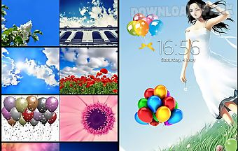 Balloons live wallpapers