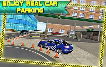 Car driving parking simulator