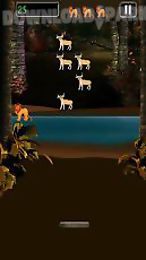 deer hunting in jungle game hd