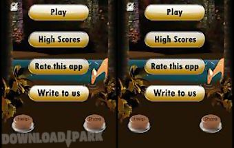 Deer hunting in jungle game hd