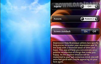 Depression help brainwave