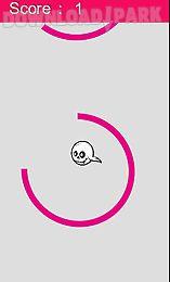 dots circle skull jump coc