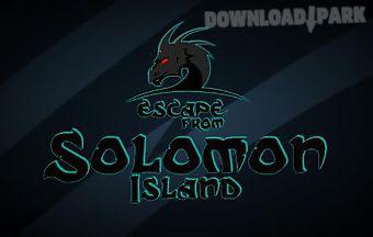 Escape from solomon island