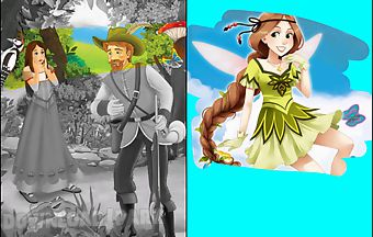 Fairy tale picture game
