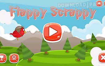 Flappy scrappy