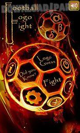 football logo fight