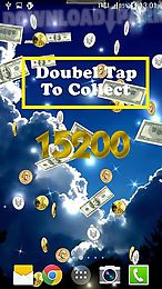 The Description Of Money Rain On Screen Your Device Collect Maximum Banknotes And Coins Into Virtual Bank Live Wallpapers Are